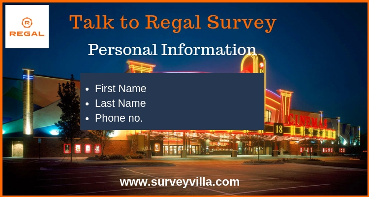 Talk to Regal