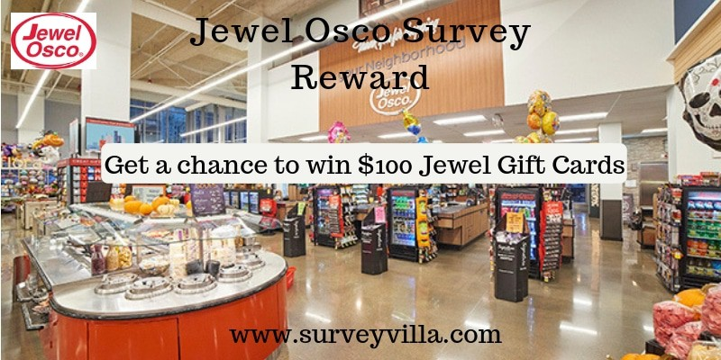 Jewel Osco customer satisfaction survey