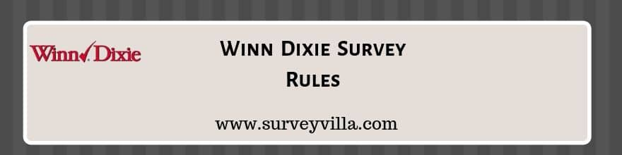 Winn Dixie Customer Satisfaction