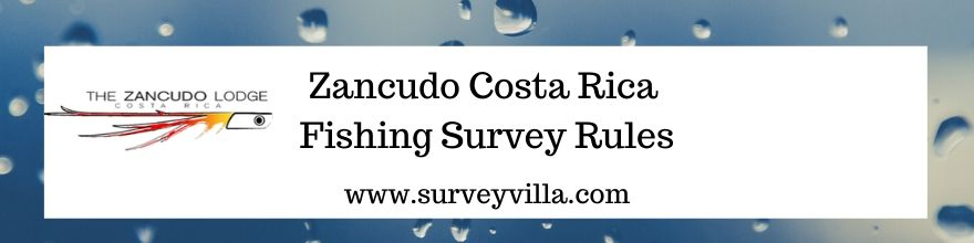 Zancudo Costa Rica Fishing Feedback