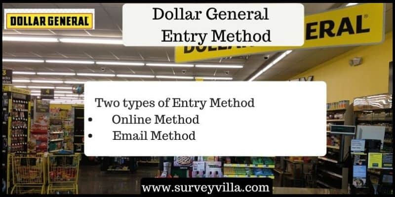 Dollar General Customer First Satisfaction Survey
