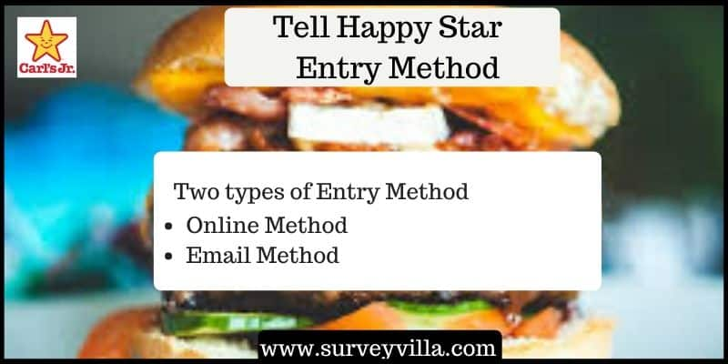 how to take tell happy star survey