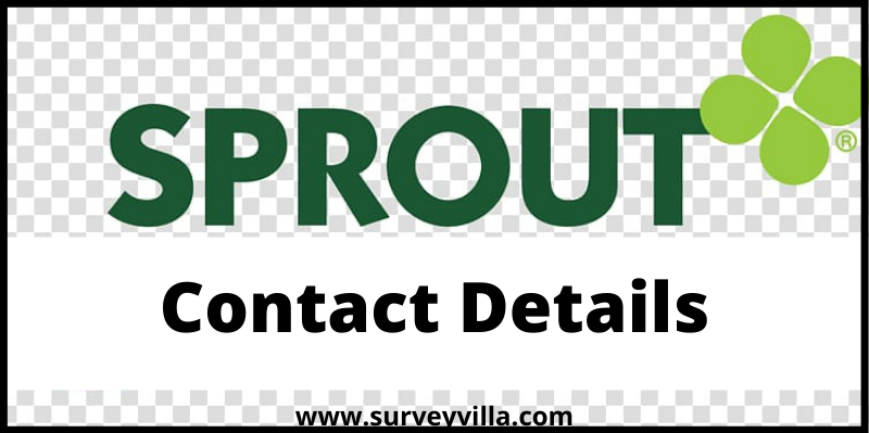 Sprouts contact details